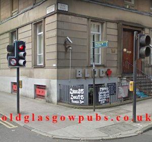 Bar Bloc+. - Old Glasgow Pubs