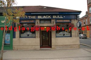 Image of the Black Bull Main Street Cambuslang 2012