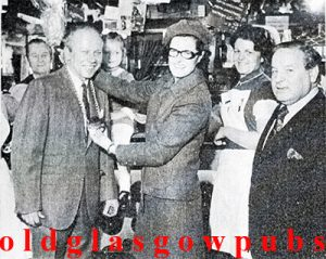 Group image with Alf Daniels 1972