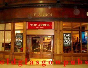 Image of The Arrol Bar Central Station 2011