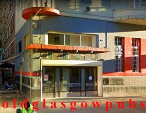 Image of The Art School bar 468 Sauchiehall Street