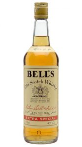 Image of a bottle of Bell's Scotch Whisky