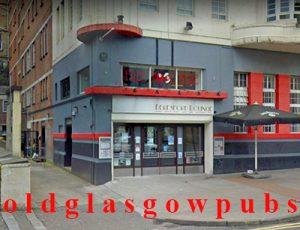Image of the Beresford Lounge 468 Sauchiehall Street 2014