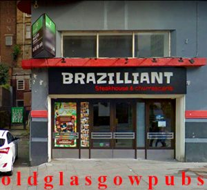 Image of the Brazilliant 468 Sauchiehall Street 2012