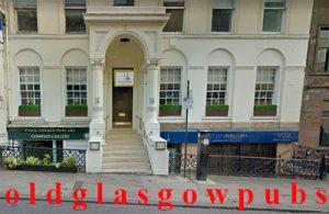 Image of Brian Maule restaurant West Regent Street 2018
