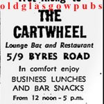 Advert for the Cartwheel 1979