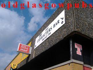 Image of Characters Lounge Bar 9 Shawbridge Arcade