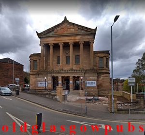 Image of the Church on the Hill Algie Street Glasgow 2018