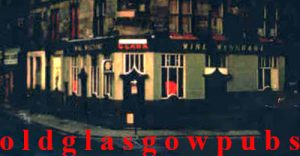 Image of Clark's Bar Springburn Road 1960s