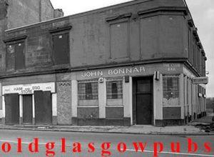 Image of the Club Bar, John Bonnar, 588a Gallowgate