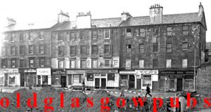 Image of the Coliseum Bar 76-78 Eglinton Street 1960s