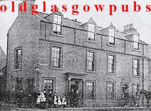 Image of the Commercial Inn Stranraer 1895