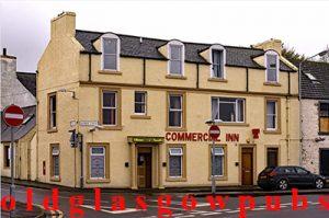 Image of the Commercial Inn Stranraer 2018