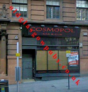 Cosmopol 165 Hope Street 2010