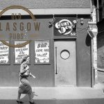 Exterior view of the Count Down 21 Howard Street Glasgow 1979