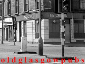 Image of The Crown 372 Crown Street Gorbals Glasgow 1960s
