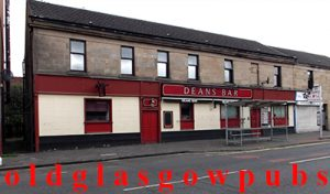 Image of Deans Bar Shettleston Road 2011