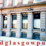 Image of Delmonicas Virginia Street, Glasgow 1993