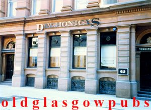 Image of Delmonicas Virginia Street, Glasgow 1993