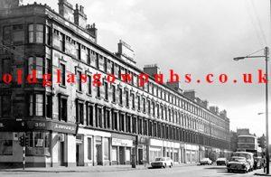image of the Devon Bar Eglinton Street 1970s