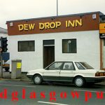 Image of the Dew Drop Inn Nelson Street 1991
