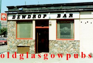 Image of the Dewdrop Bar St Vincent Street