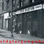 Image of Dick Barton bar Moffat Street Gorbals