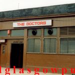 Image of The Doctors Cornwall Street 1980s