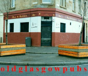 Image of the Dog and Rabbit Reidvale Street 1991