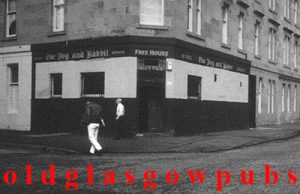 Image of the Dog and Rabbit Reidvale Street 1986