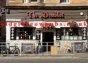 Exterior view of the Doublet Bar Park Road 2015