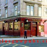 Exterior view of The Duke Bar, Duke Street, 1991.