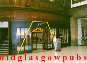 Image of Focus Bar Central Station 1991