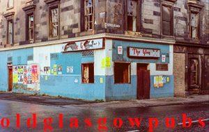 Image of the Glen Bar Pollokshaws Road 1983