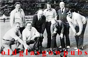 Image of Gorbals Bowling team in 1974