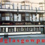 Image of Grant Arms Argyle Street, Glasgow 1991