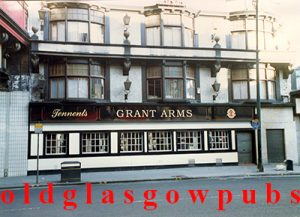 Image of Grant Arms Argyle Street, Glasgow 1991