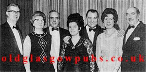 group image with John Donachey 1970
