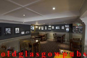 image of upstairs area with seats and tables  image taken 2013