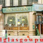 image of MacSorley's Bar 42 Jamaica Street, Glasgow