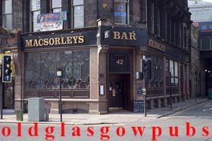 image of  exterior MacSorley's Bar date 2008