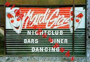 Image of Mardi Gras Dunlop Street 1991