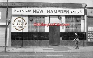 image of the New Hampden Bar, London Road 1979