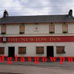 Image of the Newton Inn Newton Brae Cambuslang 1990s