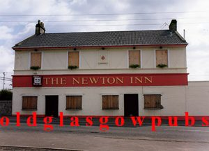Image of the Newton Inn Newton Brae Cambuslang 1990s