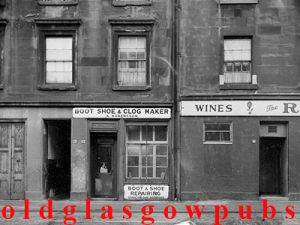 Image of the Rose pub West Street Glasgow