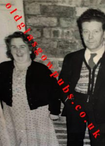 Image of Mr and Mrs Thomas Kelly of the New Era Bar