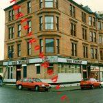 Exterior image of the Viking Bar Queen Street Rutherglen 1991