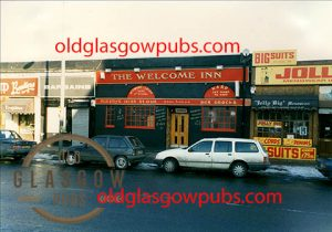 image of the Welcome Inn London Road 1991