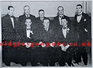 Group image of the Whitevale Ward 1934.